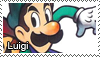 Luigi stamp by Tollerka