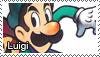 Luigi stamp by Tollerka