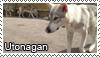 Utonagan stamp by Tollerka