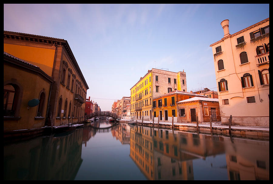 Good morning Venice by bega
