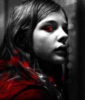 Chloe Grace Moretz by Fincher7