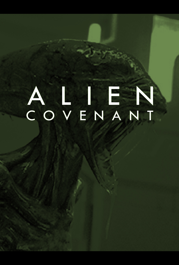 alien covenant run poster wallpaper-#37