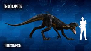 Indoraptor - Fallen Kingdom