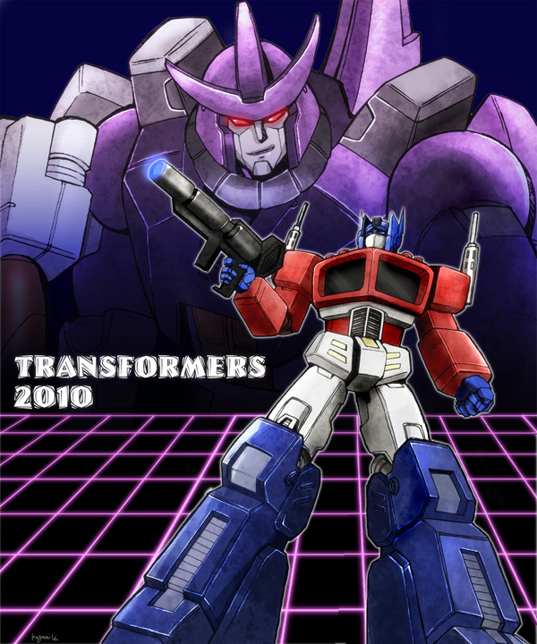 Transformers2010 by Kagamilei