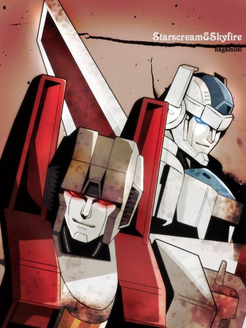 Transformers02 by Kagamilei