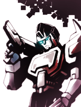 perceptor by Kagamilei