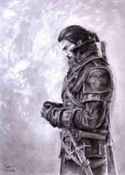 Assassin's Creed Rogue - Conflicted Feelings by INH99