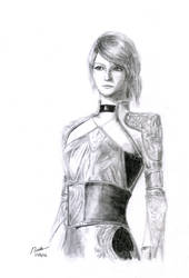 Kingsglaive Final Fantasy XV - Lunafreya by INH99
