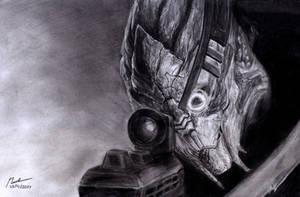 Mass Effect - Archangel
