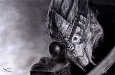 Mass Effect - Archangel by INH99