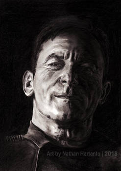 Jason Isaacs as Gabriel Lorca - Discovery