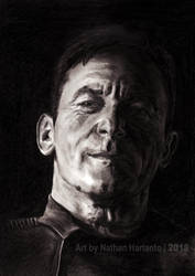 Jason Isaacs as Gabriel Lorca - Discovery by INH99