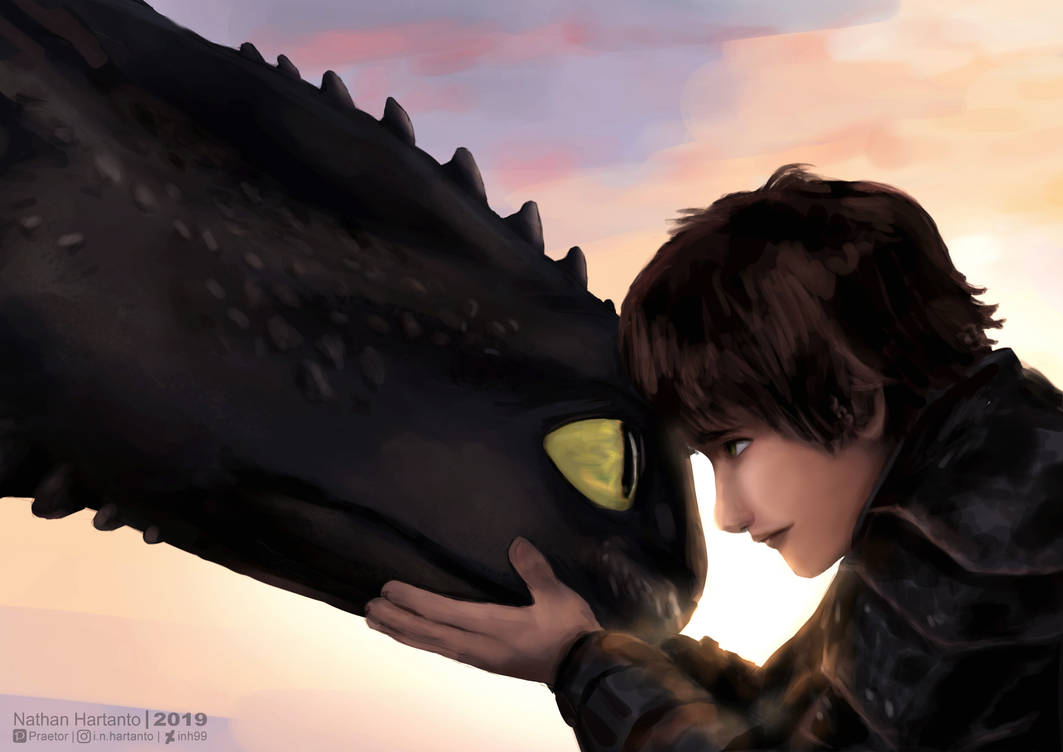 How To Train Your Dragon 3 Review by ArbitraryRenaissance on