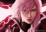 Lightning Farron by INH99
