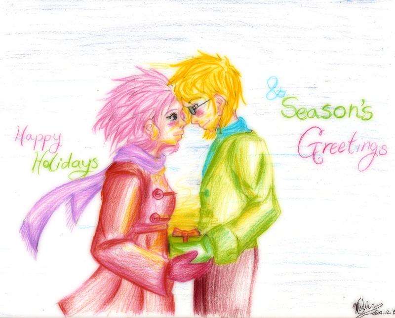 Seasons Greetings - Jerlita by the-equilibrist