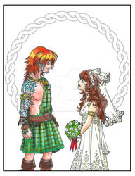 The Wedding -COLOR-