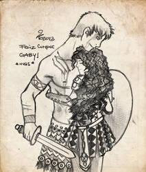 Lycaon - Athena 3