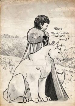 Jon Snow - Ghost