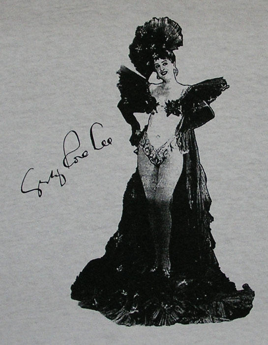 Gypsy Rose Lee Shirt 2 by sirris ... & Gypsy Rose Lee Shirt 2 by sirris on DeviantArt