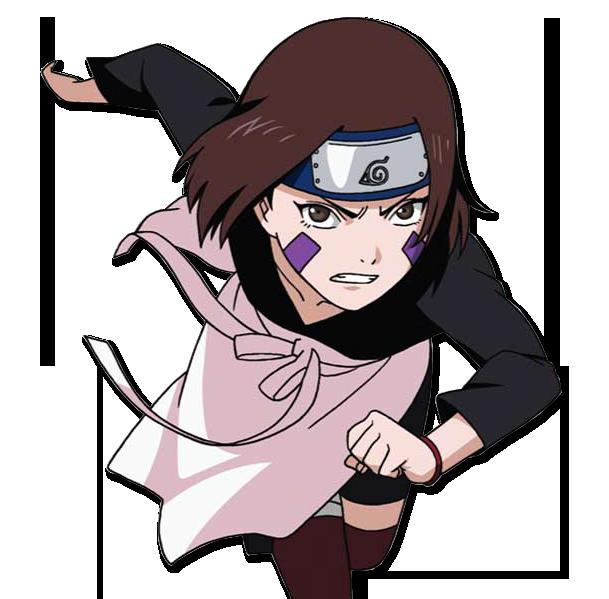 Rin Naruto Render