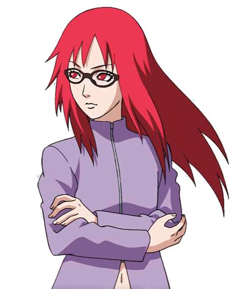 Uzumaki Karin Anime Forum