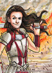 Lady Sif [Day 16]
