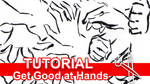 Tutorial: How to Get Good at Drawing Hands