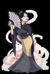 Mulan by sambeawesome
