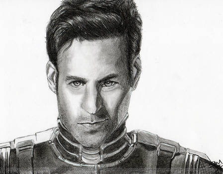 Avengers: Ant-Man by sambeawesome