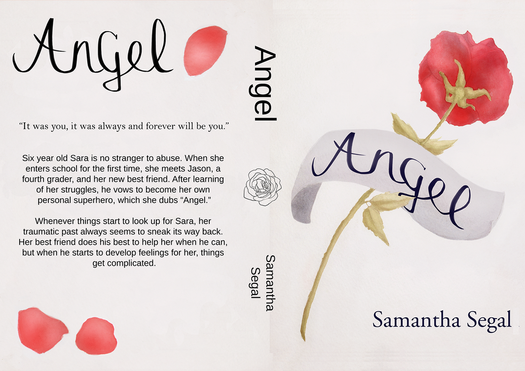 Angel: Book Cover by sambeawesome