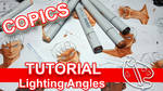 Tutorial: Lighting Angles w Copics (VIDEO)