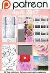 Patreon: April 2017