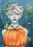 Mano Doesn't Like Pumpkins by sambeawesome