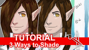Tutorial: Shading w Hue, Saturation, + Brightness by sambeawesome