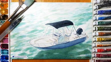 boat 4 by sambeawesome