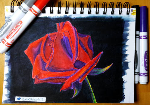rose by sambeawesome