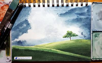tree by sambeawesome