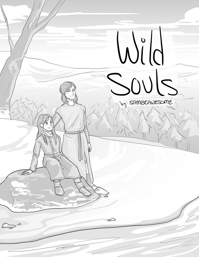 Wild Souls (Comic Cover)