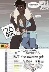 20 DAYS! by sambeawesome