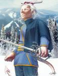 Winter Swordsman