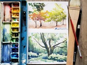 treees
