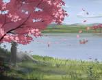 Spring Sakura [YCH]