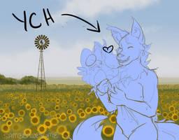 YCH - Sunflower Field [OPEN]