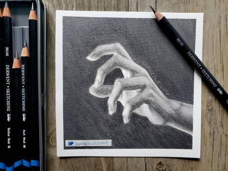 hand study + tutorial