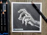 hand study + tutorial by sambeawesome