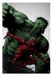 Hulk and Daredevil