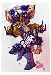 Punisher vs. Wolverine