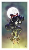 Venom comes back - colours