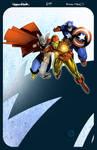 Original Avengers - colours