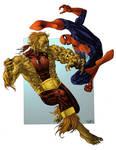 Spider-Man vs. Puma
